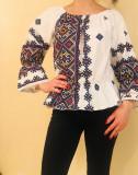 Cumpara ieftin Bluza stilizata cu motive traditionale Daniela 3