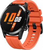 Smartwatch Huawei Watch GT 2, 46mm, Sunset Orange, Otel inoxidabil
