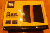 Boxe 2.0 Serioux SoundBoost 2000, 6W, USB, 0-40W, Integrata