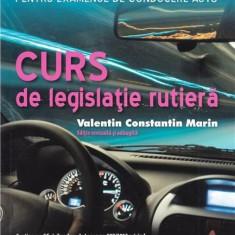Curs de legislatie rutiera | Valentin Constantin Marin
