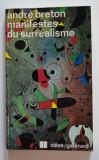 Cumpara ieftin Andre Breton - Manifestes du surrealisme