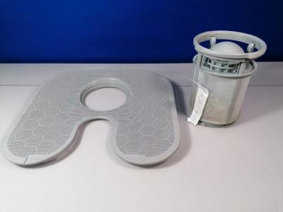 Filtru masina de spalat  vase Whirlpool cu sita inferioara 481010595921 foto