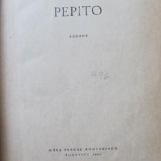 Pepito (lb. maghiara) -  Hunyady Jozsef