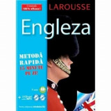 Engleza curs (carte2CD) - Larousse/Larousse
