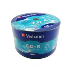 Set 50 CD-R Verbatim 52x