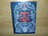 DANTELA CU MOTIVE FLORALE -ELISABETA IOSIVONI ANUL 1980