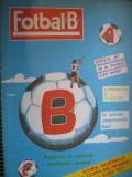 Revista Fotbal B (nr.1/1990)