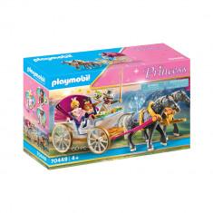 Playmobil Princess - Trasura cu print si printesa