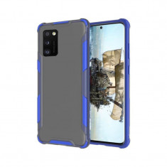 Husa Samsung Galaxy A41 Antisoc Albastru