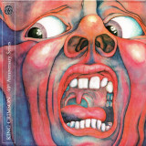 King Crimson In The Court Of The Crimson King 40th Anniv. 5.1 mix remastered DTS (cd+dvdA)