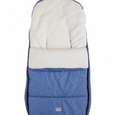 Nuvita Smart sac de iarna 100 cm Blue with Stars Beige 9585