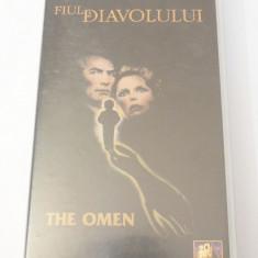 Caseta video VHS originala film tradus Ro - Fiul Diavolului
