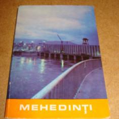 Mehedinti, Circulata, Printata