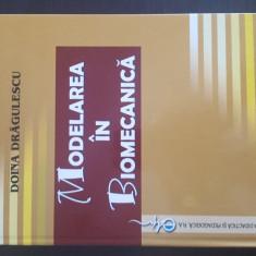 Modelarea in biomecanica - Doina Dragulescu. 2005