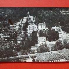 CARTE POSTALA SLANIC MOLDOVA  × RPR 1960