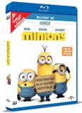 Minionii / Minions - BLU-RAY 3D Mania Film