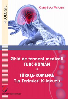 Ghid de termeni medicali turc-roman T rkce-romence t p terimleri k lavuzu foto