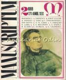 Cumpara ieftin Manuscriptum. Revista Trimestriala - Nr.: 2/1988 * (71) Anul XIX