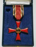 5.040 GERMANIA RFG Order of Merit Cross II Class (Bundesverdienstkreuz) + CUTIE