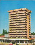 """CPIB 15428 CARTE POSTALA - BACAU. HOTELUL """"DECEBAL"""""""
