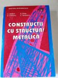 CONSTRUCTII CU STRUCTURA METALICA - C. DALBAN