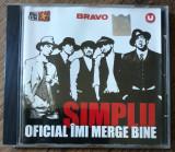 CD Simplu – Oficial Îmi Merge Bine [original, cu holograma], cat music