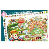Puzzle observatie Parcul de distractii