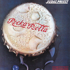 Judas Priest Rocka Rolla (cd)