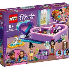 LEGO Friends - Pachetul prieteniei in forma de inima 41359