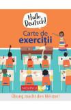 Hallo Deutsch! Carte de exercitii - Sam Hutchinson, Emilie Martin