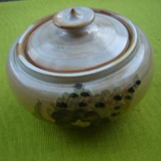 Ceramica frantuzeasca Provence, zaharnita