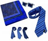 Set Cravata, Butoni Camasa si Batista Sacou