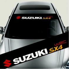 Sticker parasolar auto Suzuki (v2)