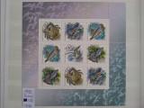 1993-Rusia-Fauna marina-Klb.-MNH-Perfect