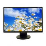 Monitor LCD Samsung 2243BW, 22 inch Widescreen, 1680 x 1050, VGA, DVI, 16.7 milioane de culori