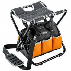 Scaun cu geanta pentru scule NEO TOOLS 84-306