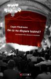 De ce nu dispare teatrul? | Eugen Pasareanu