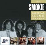Smokie Original Album Classics Boxset (5cd)