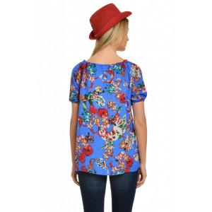 Bluza Dama IE cu Imprimeu Floral