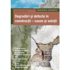Degradări și defecte în construcții