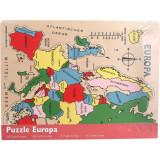 Puzzle- Europa_germana