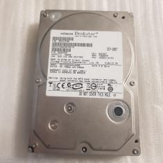 Hard disk desktop Hitachi Deskstar 320GB, SATA 300MB/s, 16MB - teste reale