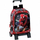 Troler Scoala Spiderman 2 Traffic Perona