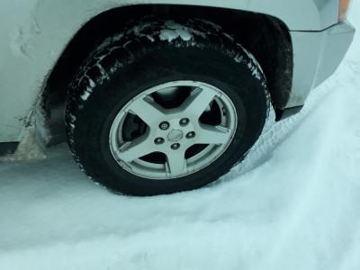 jante jeep foto