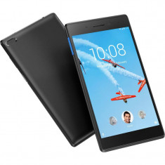 Tableta Lenovo TAB E7 TB-7104I 7 inch Cortex A7 1.3 GHz Quad Core 1GB RAM 16GB flash WiFi 3G Android 8.0 Slate Black