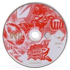 Joc Wii MARIO STRIKERS CHARGED FOOTBALL Wii classic, mini si wii U