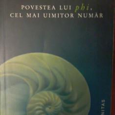 Mario Livio - Sectiunea de aur Povestes lui Phi, cel mai uimitor numar