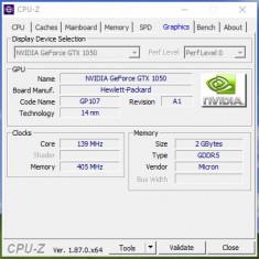 Computer i5 8400 GTX 1050