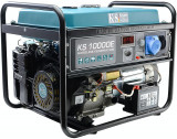 Generator profesional 8.0 kW, benzina, KS10000E Könner & Söhnen, E-start,, Generatoare sudura