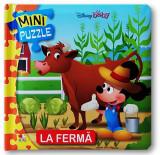 Mini puzzle Disney, La ferma. Reeditare